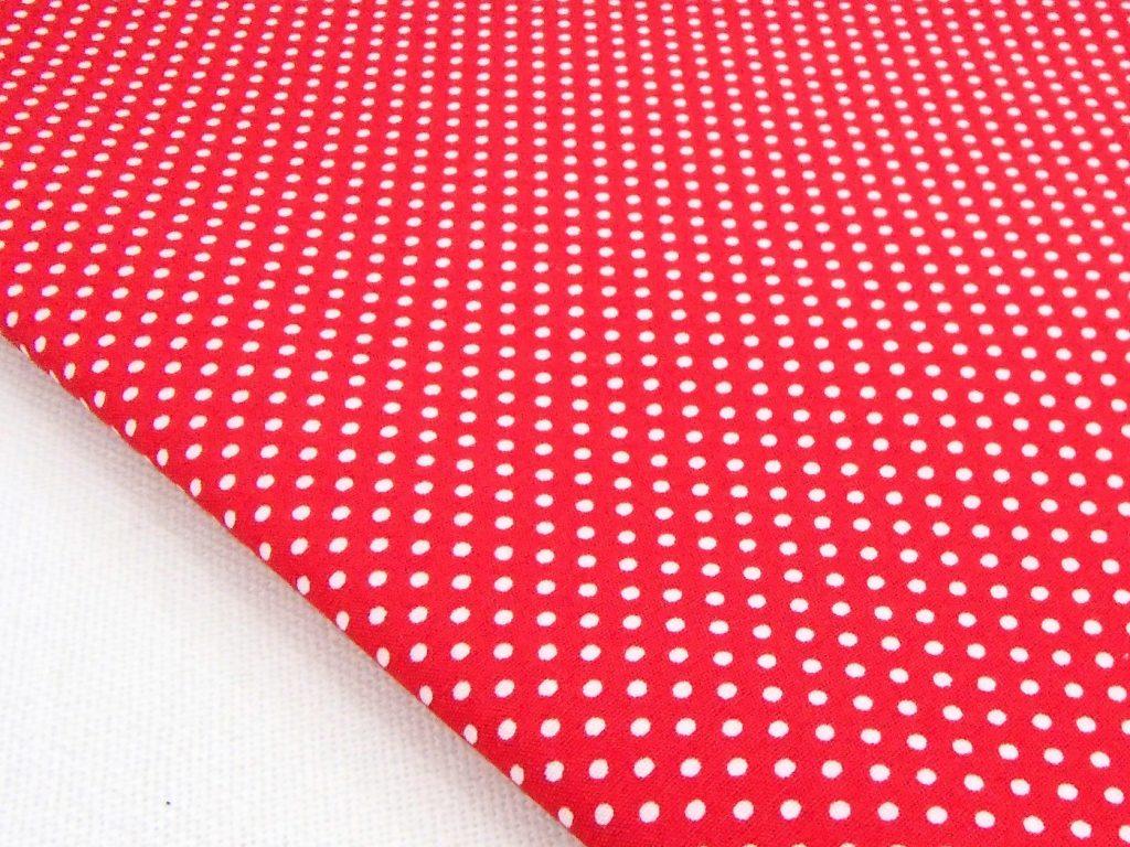 Ткань с принтом polka dot