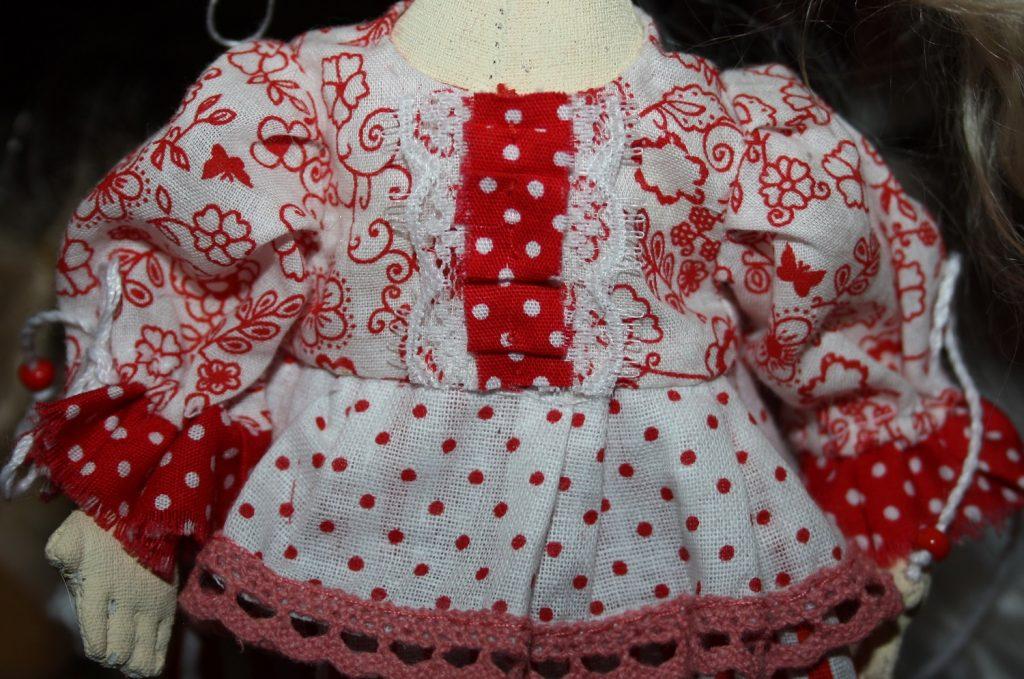 Украшаем платье