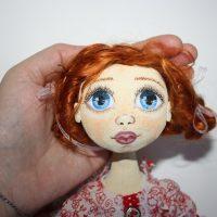 Кукольная прическа
